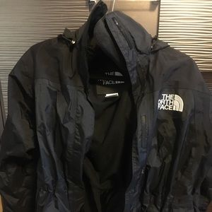 Women's North Face Gore Tex Waterproof Jacket
